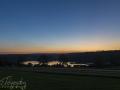 Blaue Stunde am Kirnbergsee